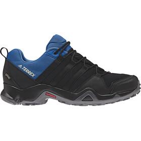 adidas TERREX AX2R GTX Chaussures Homme, core black/core black/blue beauty